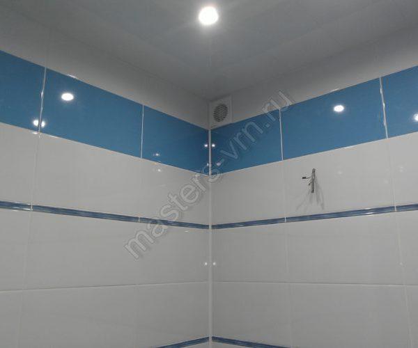 Ремонт ванны плиткой